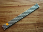 17mm vintage ss Flex Bracelet from the 70s No110