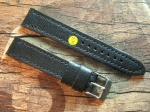18 mm vint. Leather custom Strap No 603