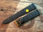 18 mm vintage Caiman DUCADO Strap from the 50s No 405