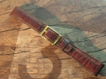 18 mm Vintage Lizard Strap No 760