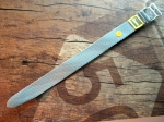 18 mm vintage Perlon Strap from the 40s No134