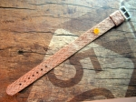 18 mm vintage Perlon Strap from the 40s No135