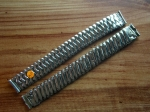 18 mm vintage ss Flex Bracelet from the 50s No106