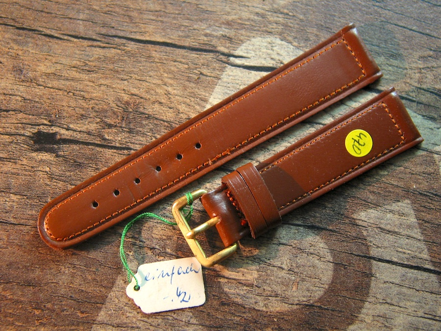18 mm vintage Strap from the 50s No 470