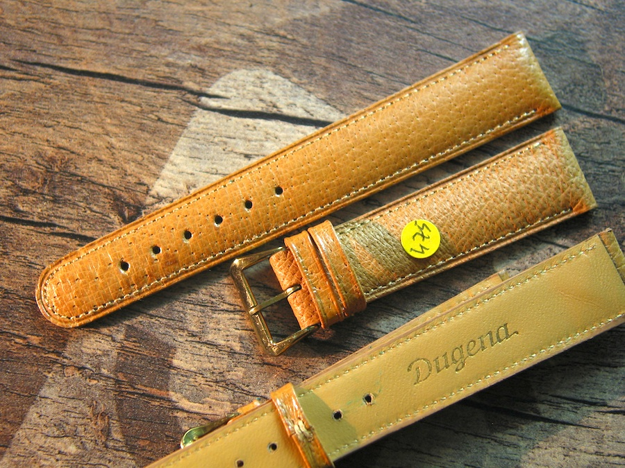 18 mm vintage Strap from the 50s No 475