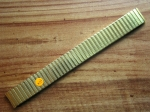 18mm vintage ss Flex Bracelet from the 70s No114