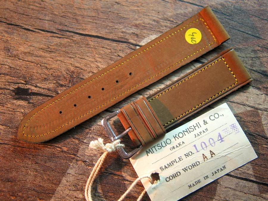 19 mm vintage Strap from the 30s No 460