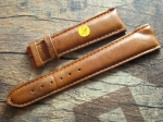 20/16 mm brown Chrono Strap No 295