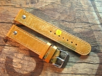 20 mm NIMITZ calf Leather custom Strap No 581