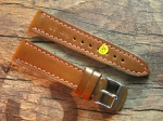 20 mm NIMITZ XS calf Leather custom Strap No 596
