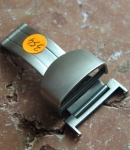 20 mm Single folding Clasp No 354