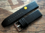 24/24 mm DKNY black Strap No 346