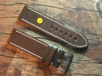 26 mm vint. Leather custom Strap No 570