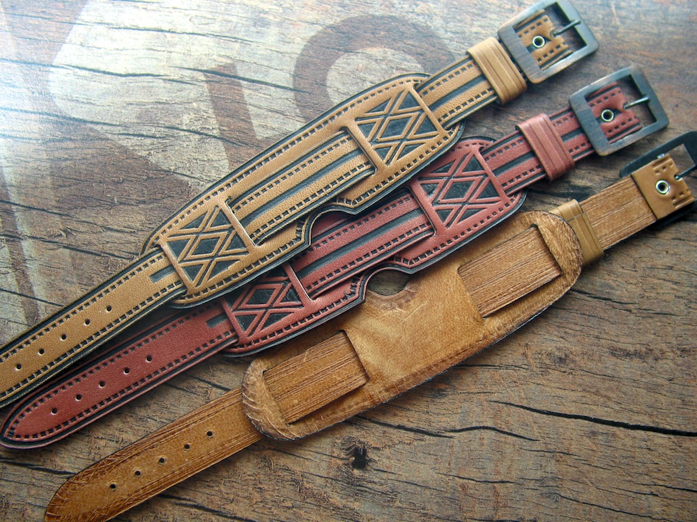 70s Hippie Style Vintage Strap  18 mm Lug size No 18