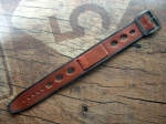 70s Hippie Style Vintage Strap  18 mm Lug size No 21