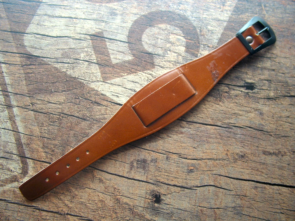 70s Hippie Style Vintage Strap  18 mm Lug size No 24