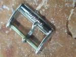 ALPINA vintage ss Buckle 16 mm No16
