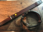 B Uhr 20 mm Custom Strap  WWII No 490