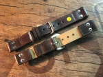 B Uhr 20 mm Custom Straps  WWII No 489