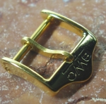 BWC vintage 14 mm y Gold plated from the 70s  No 40