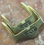 BWC vintage y Gold plated from the 70s  No 41