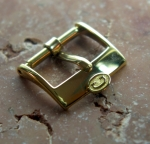 CONCORD vintage ss Buckle 14 mm No12