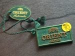 Hang Tag by ORIENT  No 652