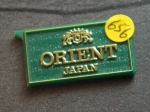 Hang Tag by ORIENT  No 656