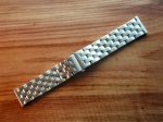 Heavy Steel solid Link Bracelet  24 mm No592224