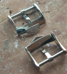 Heuer ss tang buckles 16 mm