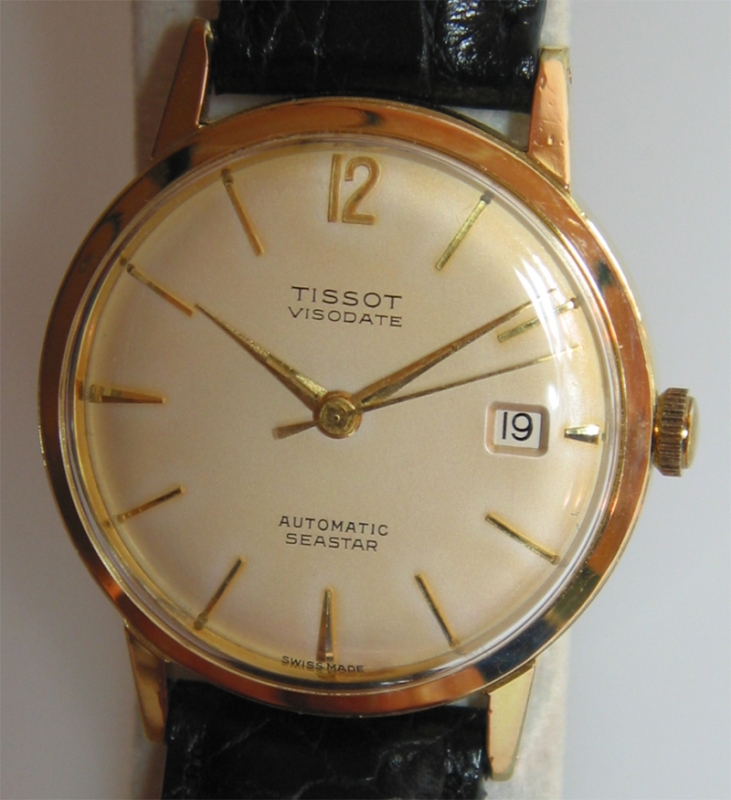 b9f6b72e5 Watches: TISSOT Visodate Automatic Seastar Men's wrist watch