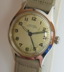 Glycine Military styled wrist watch