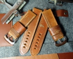 Vintage US Holster Leather custom Panerai straps