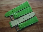 Jürgens Straps 24/20 mm green No79