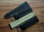 Jürgens Straps 24/20 mm black shiny No80