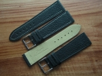 Jürgens Straps 24/20 mm black matt No82