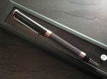 Luxury ss Mesh Ballpoint Pen No 817