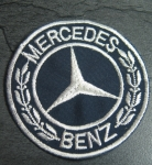Mercedes Benz Patch No 668