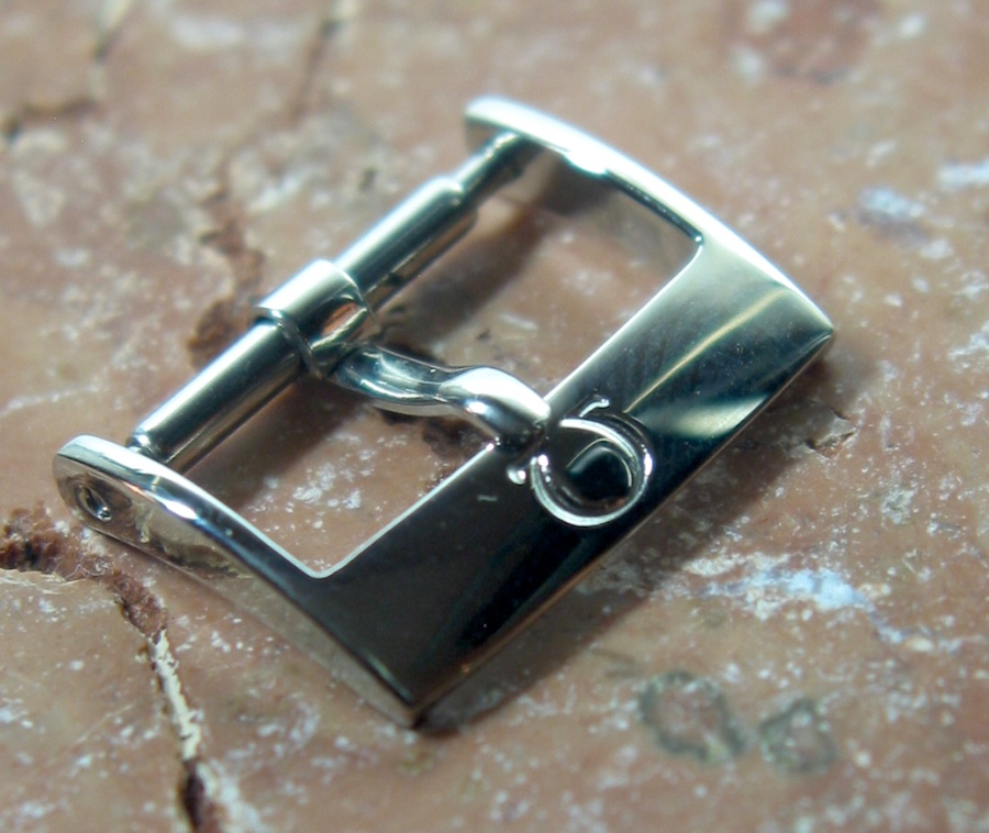 OMEGA ss Buckles 14 & 16 mm No20
