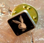 Pin PLAYBOY vintage from the 70s No 691