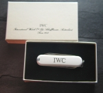 IWC Pocket Knife No168