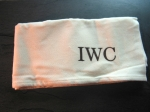 Polishing Cloth by IWC No178