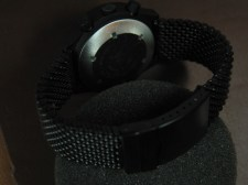 20 mm PVD Black Monster Mesh