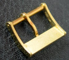 IWC vintage y Gold Plated Buckle from the 60s