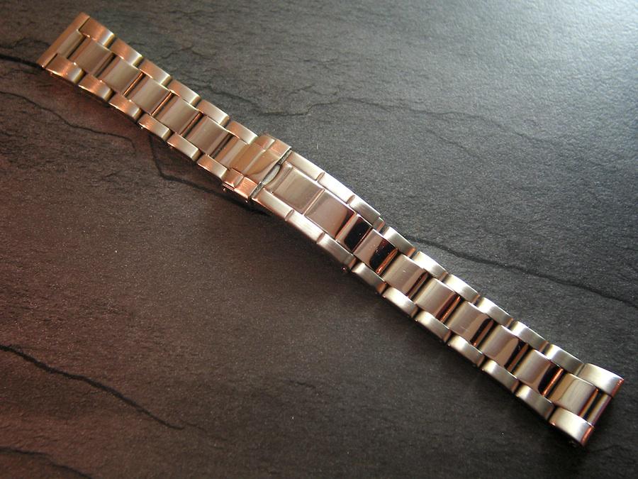 Rolex Style Oyster Bracelets 18 20 22 Mm No 665