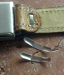 Strap Clips made from ss Steel No 344
