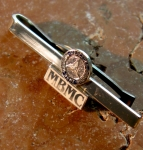 Tie Clip Mercedes Benz Motorsport Club No 682