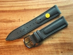 Vintage Rubber Strap 20 mm from the 90s No129