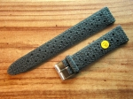 Vintage Rubber Strap 18 mm from the 60s No130