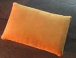 Watch Pillow generic beige velvet No 836